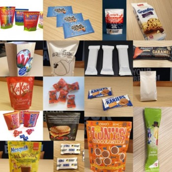 Sealable Paper Packaging