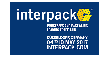 Packaging Partners aanwezig op Interpack 2017